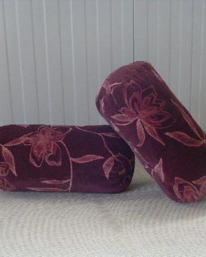 Декоративни Възглавници цилиндър на цветя